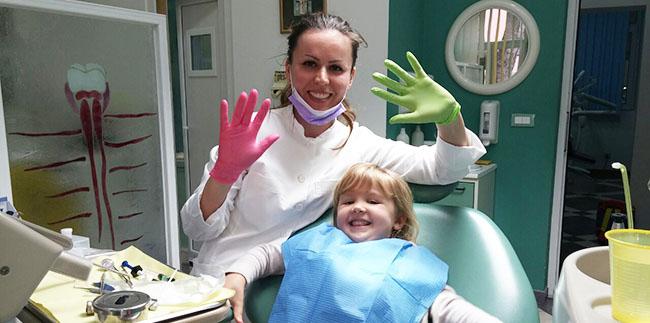 Pediatric dentistry - Ordinacija dentalne medicine Subotić